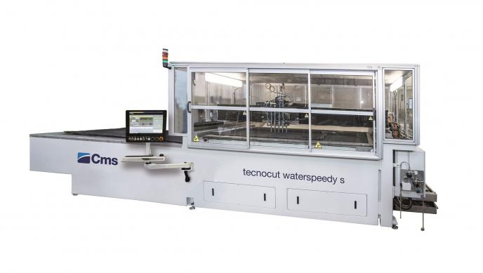 Waterspeedy S 1630 - Courses Utiles 1600 x 3000 mm