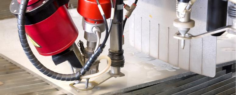 Water jet cutting: aspects to consider before investing