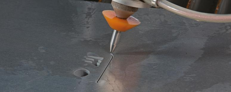 Water jet cutting: how to meet more sophisticated needs?