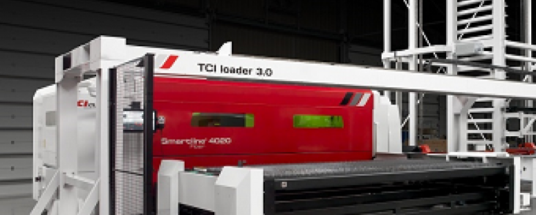Machines laser fibre - TCI Cutting