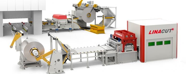 Flexilines - Coil fed lines - Lean manufacturing solutions