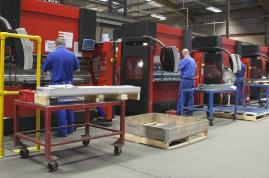 Tool changes on press brakes: how to optimize them?