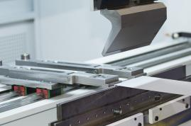 Press brakes: reducing the time of series changeover